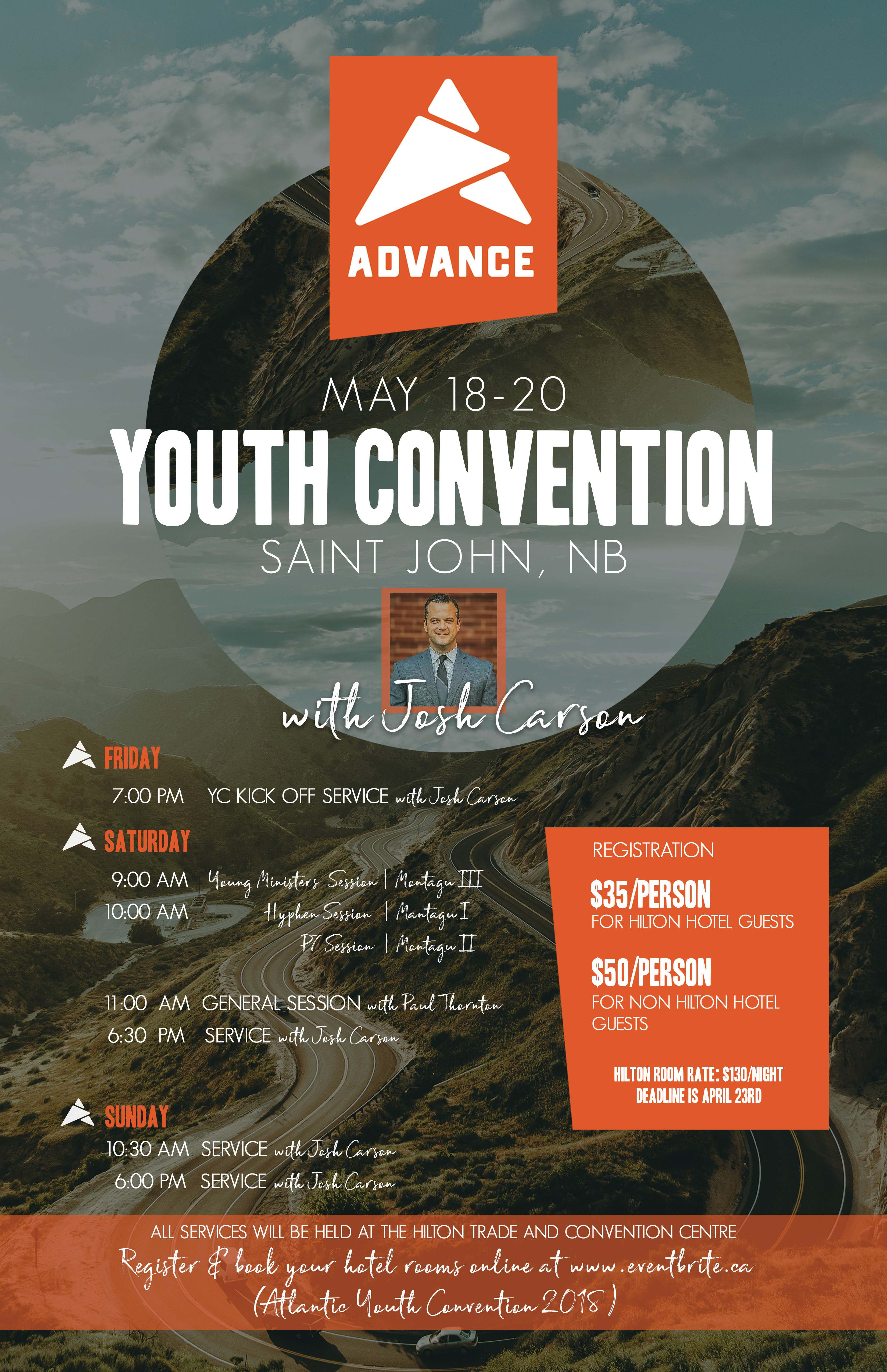 Youth Convention 2018 Atlantic District United